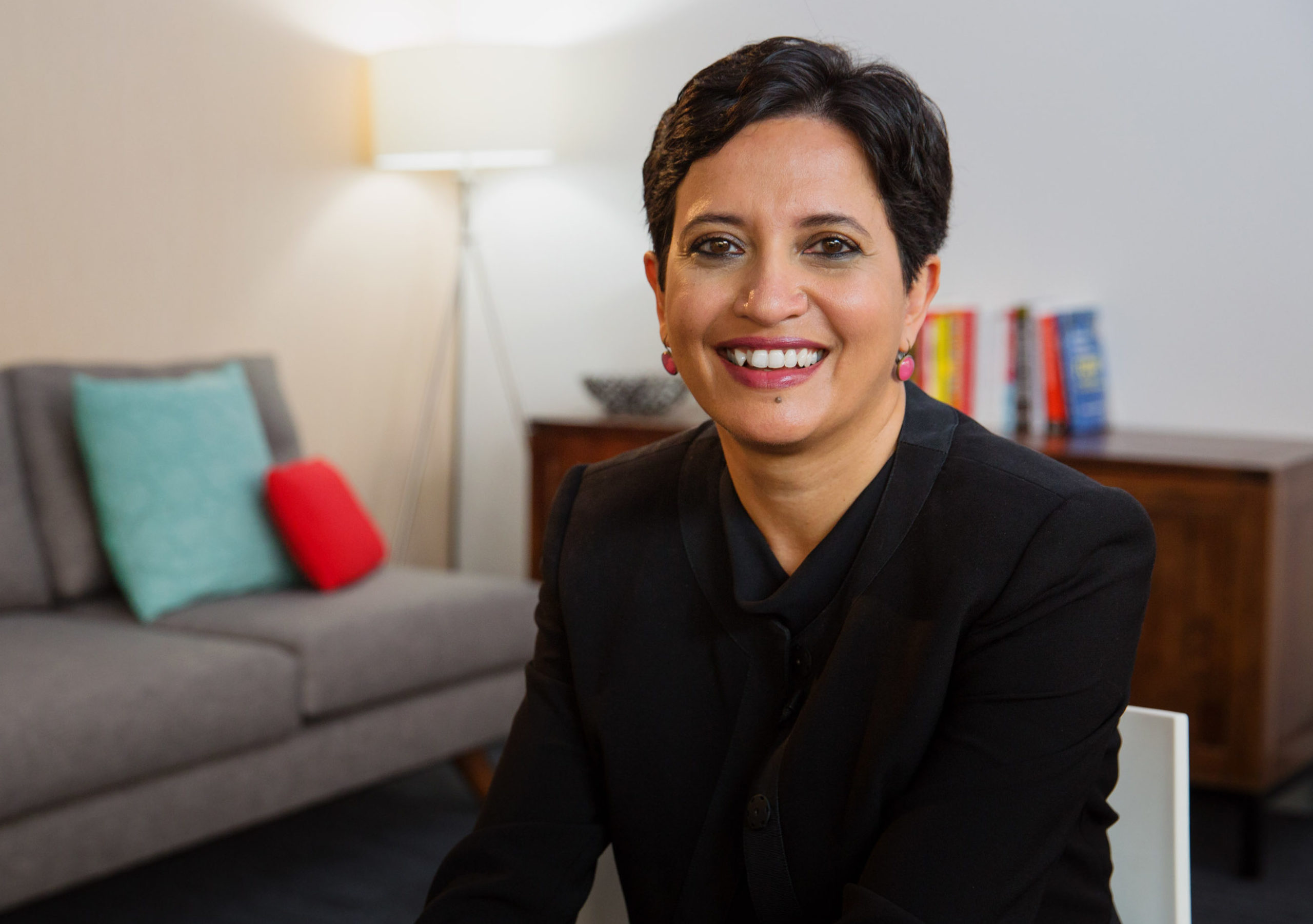 SRAMANA MITRA, CEO and Co-Founder One Million by One Million